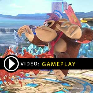 Super Smash Bros Ultimate Fighters Gameplay Video