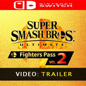 Super Smash Bros. Ultimate Fighters Pass Vol. 2 Nintendo Switch Prices Digital or Box Edition