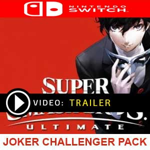 Super Smash Bros Ultimate Joker Challenger Pack Nintendo Switch Prices Digital or Box Edition