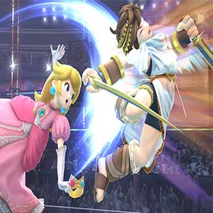 Super Smash Bros Nintendo Wii U Princess