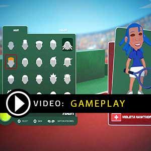Super Tennis Blast Gameplay Video