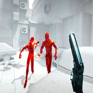 Superhot Alley
