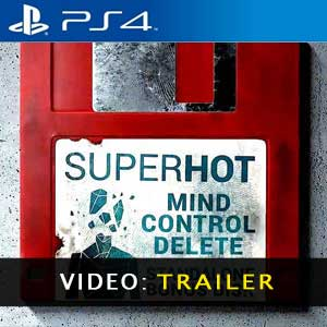 SUPERHOT MIND CONTROL DELETE PS4 Prices Digital or Box Edition