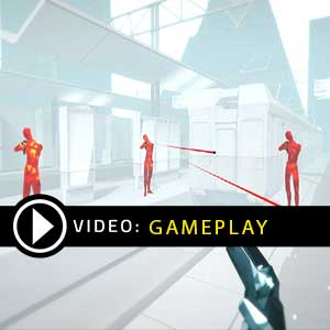 SUPERHOT PS4 Gameplay Video