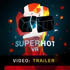 SUPERHOT VR Video Trailer