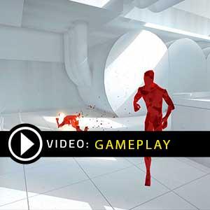 SUPERHOT Xbox One Gameplay Video