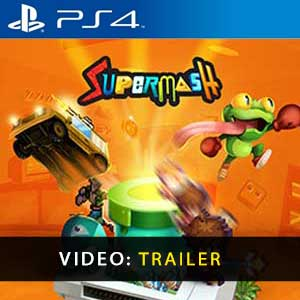SuperMash PS4 Prices Digital or Box Edition