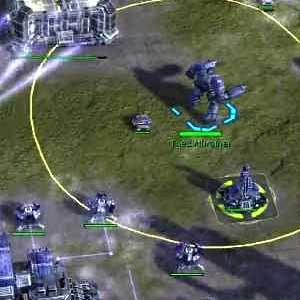 Supreme Commander Forged Alliance - Perimeter