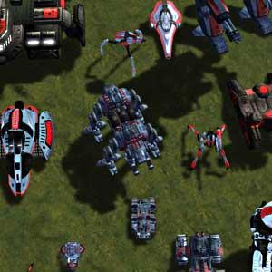 Supreme Commander Forged Alliance - Units