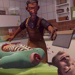 Surgeon Simulator 2 Kamal