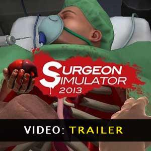 Surgeon Simulator 2013 Video Trailer