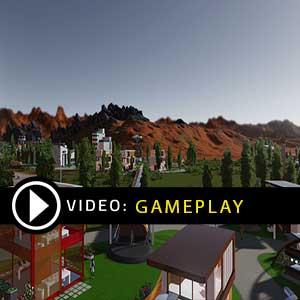 Surviving Mars Green Planet Gameplay Video