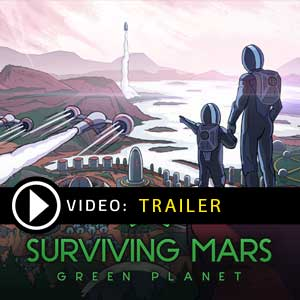 Buy Surviving Mars Green Planet CD Key Compare Prices