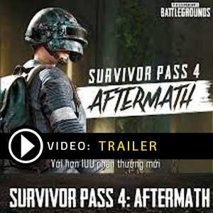 Buy PUBG Survivor Pass 4 Aftermath CD Key Compare Prices