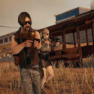Survivor Pass 5 Badlands