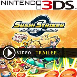 Sushi Striker The Way of Sushido Nintendo 3DS Prices Digital or Box Edition