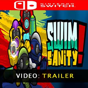 Swimsanity Trailer Video
