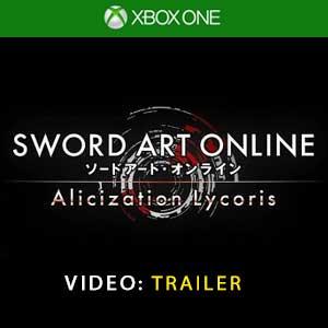 Sword Art Online Alicization Lycoris Xbox One Prices Digital or Box Edition