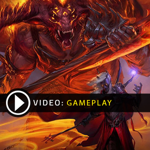 Sword Coast Legends Gameplay Video