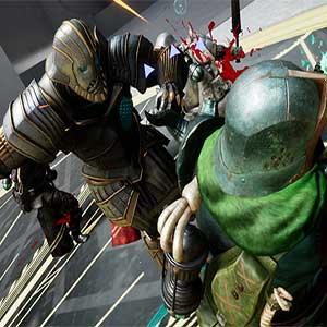 swordsman skills