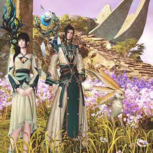 Swords of Legends Online - Male and Female