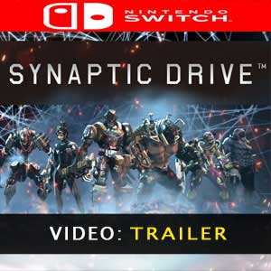 SYNAPTIC DRIVE Nintendo Switch Prices Digital or Box Edition