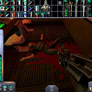 System Shock 2 Weapons