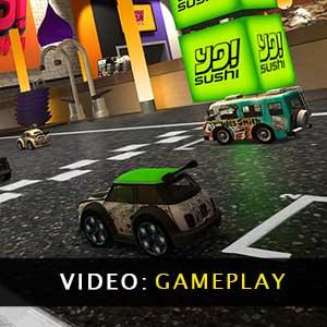 Table Top Racing Gameplay Video