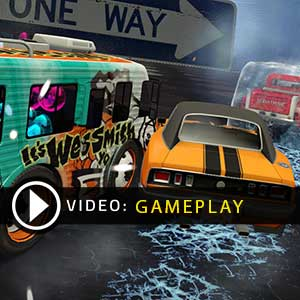 Table Top Racing World Tour Gameplay Video