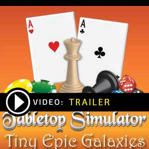 Buy Tabletop Simulator Tiny Epic Galaxies CD Key Compare Prices