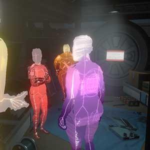 Crew Discussion