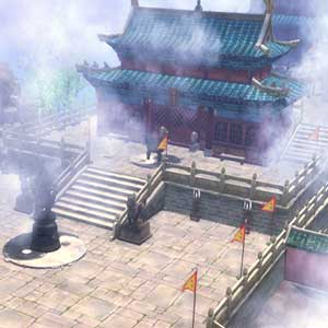 Tale of Wuxia Temple