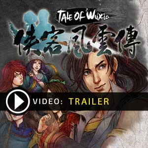 Buy Tale of Wuxia CD Key Compare Prices