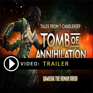 Buy Tales from Candlekeep Qawasha the Human Druid CD Key Compare Prices