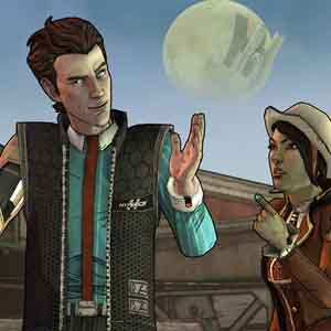 Tales from the Borderlands Screenshot: Choice and Consequence
