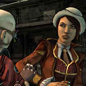 Tales from the Borderlands Screenshot: Choose One