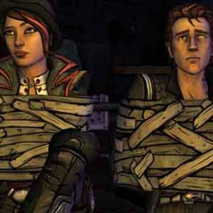 Tales from the Borderlands Screenshot: Cutscene