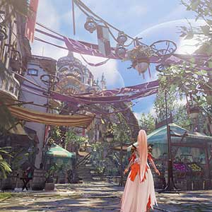 Tales of Arise City