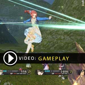 Tales of Berseria Gameplay Video