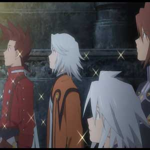 Tales of Symphonia HD Characters