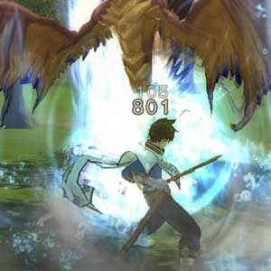 Tales of Zestiria PS4 Fight