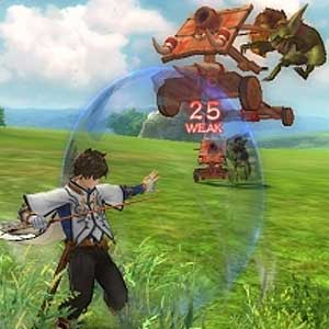 Tales of Zestiria Battle