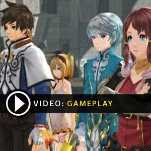 Tales of Zestiria Gameplay Video