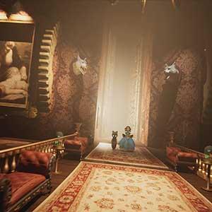 Tandem A Tale of Shadows Hallway