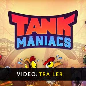 Buy Tank Maniacs CD Key Compare Prices