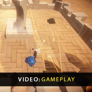 Tanky Tanks Gameplay Video
