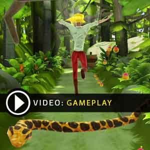 Tarzan Unleashed Gameplay Video