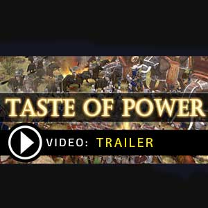 Buy Taste of Power CD Key Compare Prices