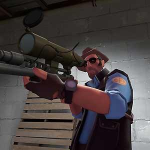 Team Fortress 2 Sniper Rifle