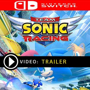 Team Sonic Racing Nintendo Switch Prices Digital or Box Edition